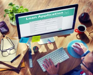 Conventional loan Application online