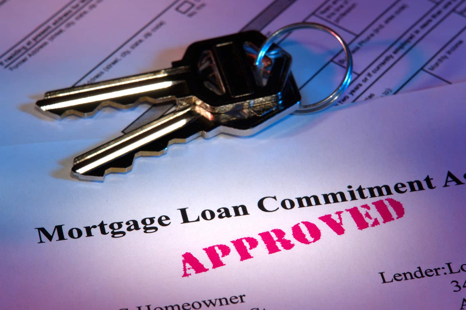 FHA Home Loan Application