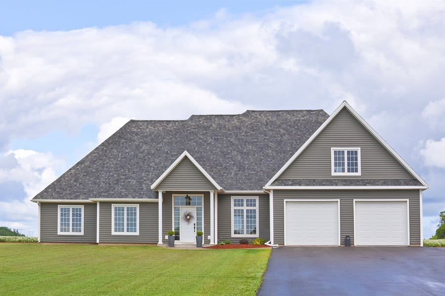 Newly Built Home with Advanced HVAC system