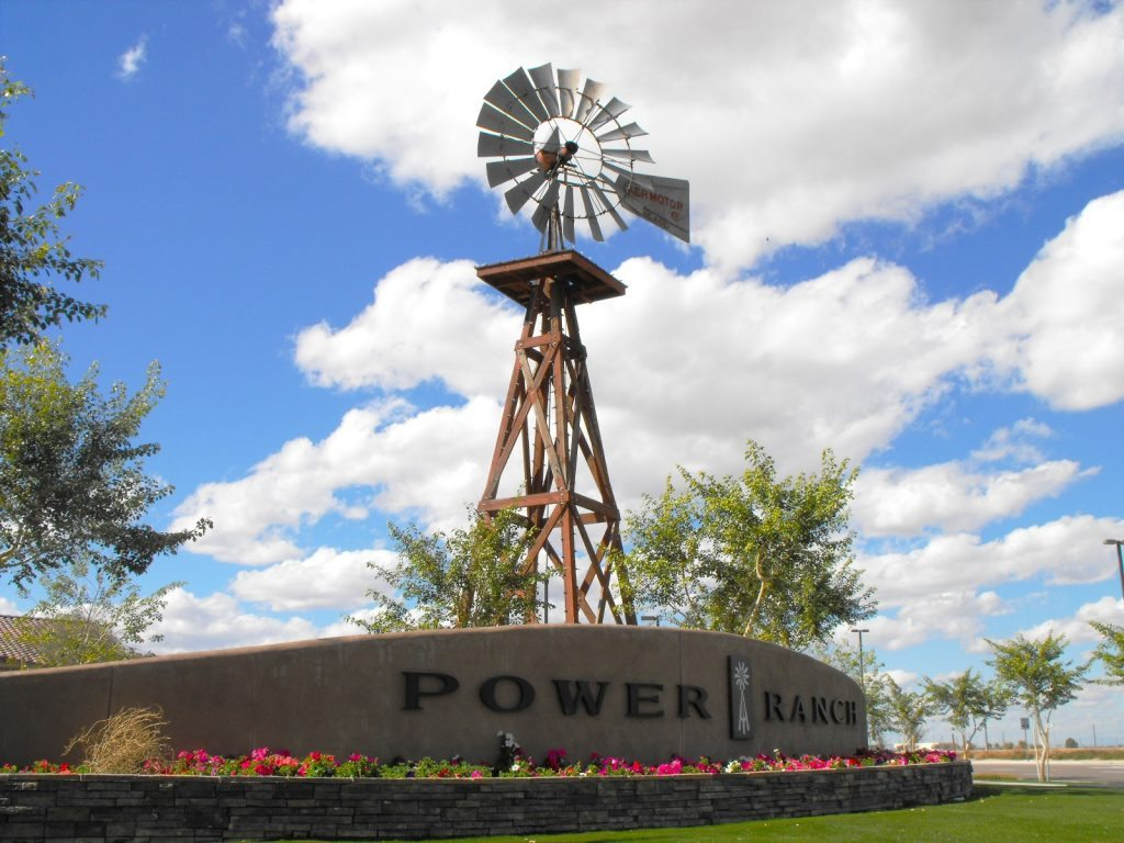 Power Ranch Master Planned Community Sign