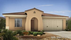 Jade II Plan in Adora Trails of Taylor Morrison Homes from mid $200s