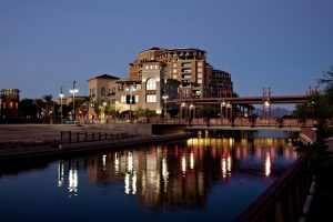 waterfront condos for sale in Scottsdale , one of the safest communities in Arizona