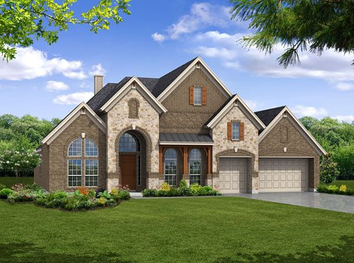Landon Homes Executive Series of Richwoods Country