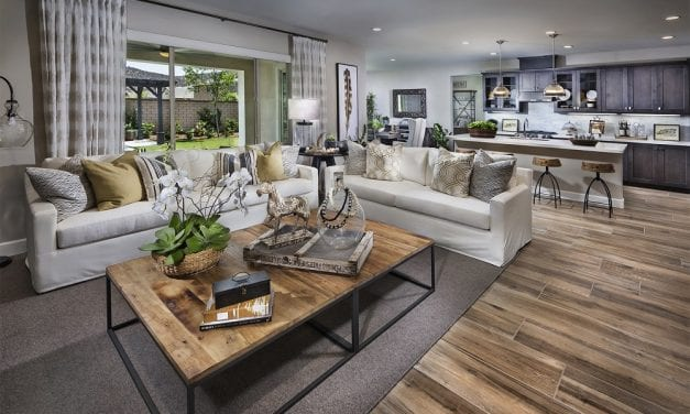 SAVANNAH AT AUDIE MURPHY RANCH IMPRESSES WITH SPACIOUS DESIGNS, MODERN FEATURES AND INVITING OUTDOOR SPACES