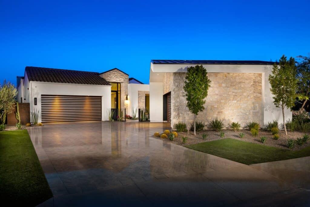 The Azure model home in Arizona
